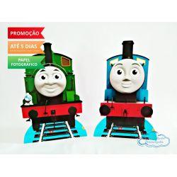 Display de mesa Thomas e seus amigos 27cm - Percy e thomas
