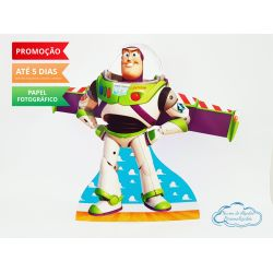 Display de mesa Toy Story 27cm - Buzz Lightyear