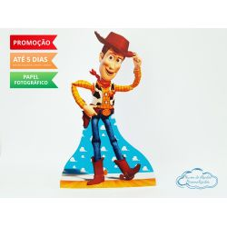 Display de mesa Toy Story 27cm - Woody