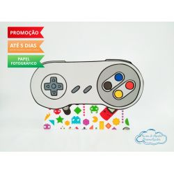 Display de mesa Video Game 27cm - Controle