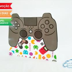 Display de mesa Video Game 27cm - joystick