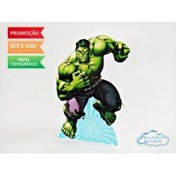 Display de mesa Vingadores 27cm - Hulk