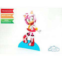 Display de mesa SONIC 27cm - Amy