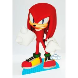 Display de mesa SONIC 27cm - Knuckles