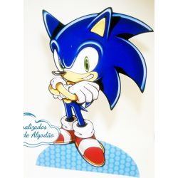 Display de mesa SONIC 39cm - Sonic