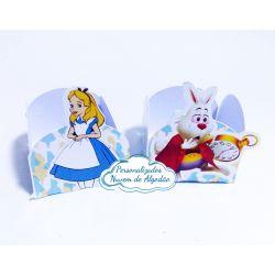 Forminha Alice no país das maravilhas