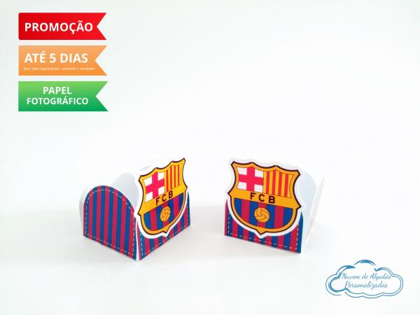 Forminha Barcelona-Forminha Barcelona Fazemos em qualquer tema. Envie nome e idade para personalização.  - Produt