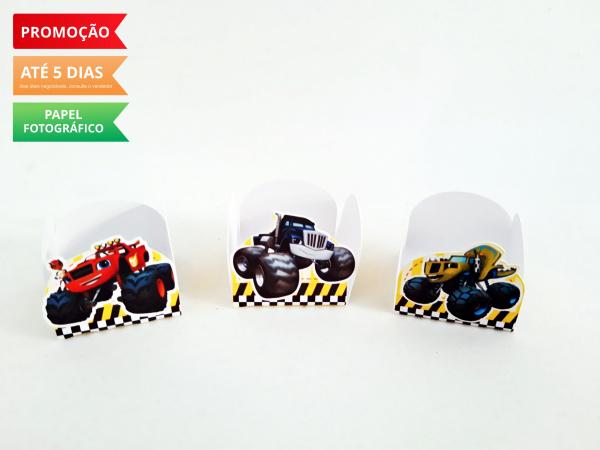 Forminha Blaze and the monster machine carros-Forminha Blaze and the monster machine carros Fazemos em qualquer tema. Envie nome e idade para pe