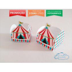 Forminha Circo tenda