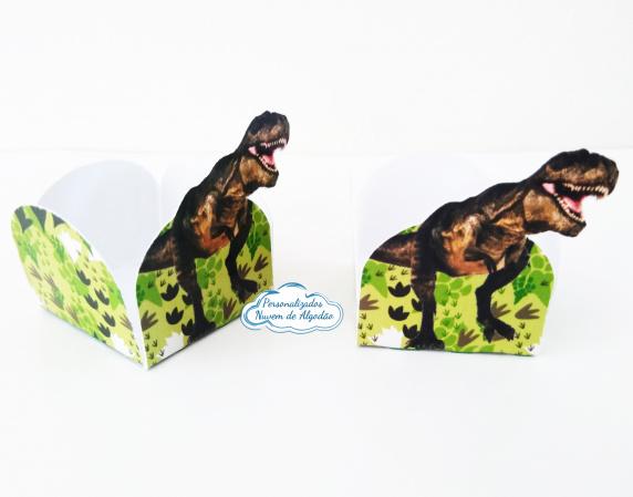 Forminha Dinossauro-Forminha Dinossauro Fazemos em qualquer tema. Envie nome e idade para personalização.  - Produ