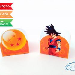 Forminha Dragon Ball Goku