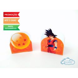 Forminha Dragon Ball Goku