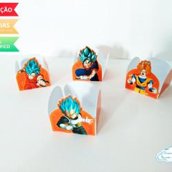 Forminha Dragon Ball Super