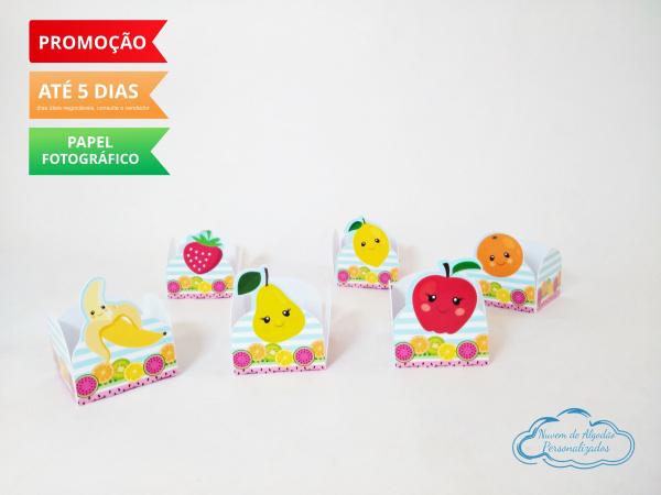 Forminha Feira frutinhas-Forminha Feira frutinhas Fazemos em qualquer tema. Envie nome e idade para personalização.  -