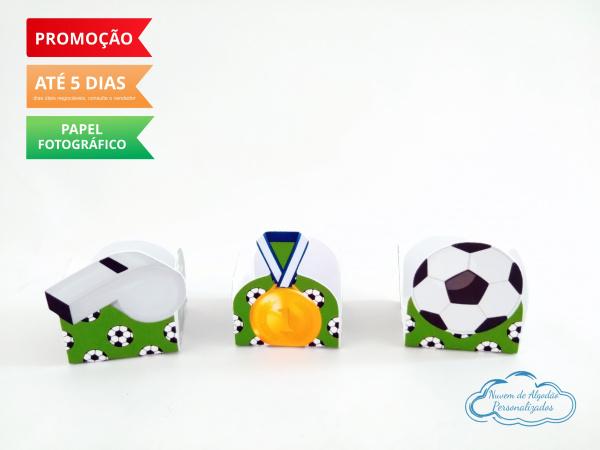 Forminha Futebol Medalha-Forminha Futebol Medalha Fazemos em qualquer tema. Envie nome e idade para personalização.  -