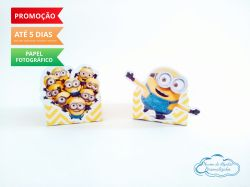 Forminha Minions baby