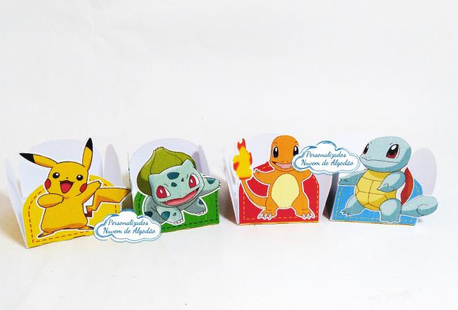 Forminha Pokemon-Forminha Pokemon Fazemos em qualquer tema. Envie nome e idade para personalização.  - Produto