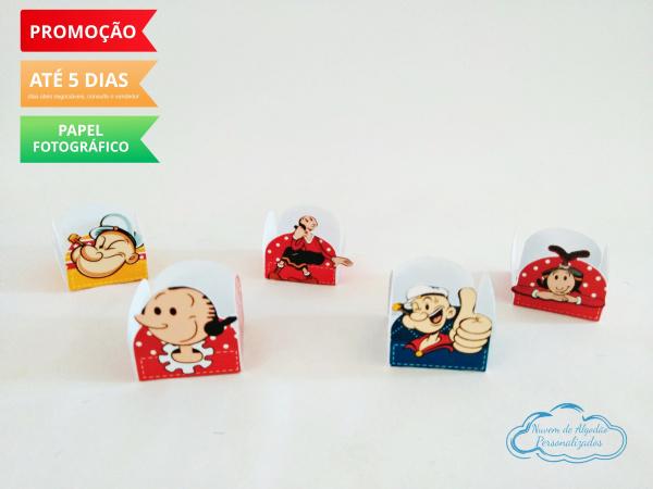 Forminha Popeye e Olivia Palito-Forminha Popeye e Olivia Palito Fazemos em qualquer tema. Envie nome e idade para personalização