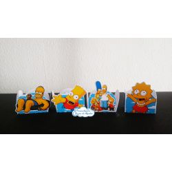 Forminha Simpsons