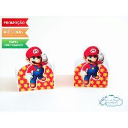Forminha Super Mario