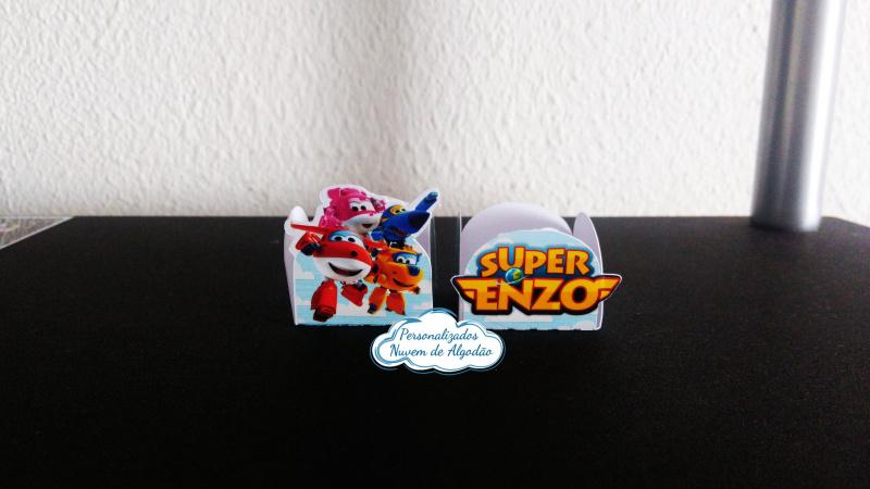 Forminha Super Wings-Forminha Super Wings Fazemos em qualquer tema. Envie nome e idade para personalização.  - Prod