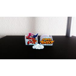 Forminha Super Wings