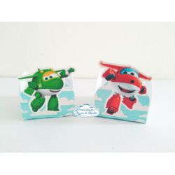 Forminha Super Wings Mira e Jett