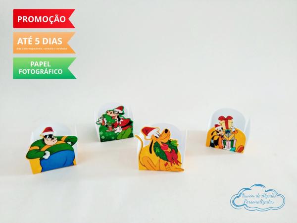 Forminha Turma do Mickey Natal-Forminha Turma do Mickey Natal Fazemos em qualquer tema. Envie nome e idade para personalização.