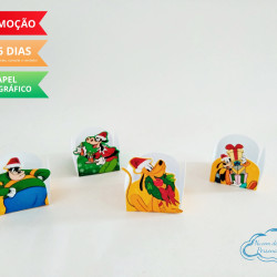 Forminha Turma do Mickey Natal