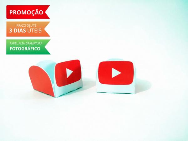Forminha Youtube-Forminha Youtube Fazemos em qualquer tema. Envie nome e idade para personalização.  - Produto