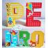Letra 3d Brinquedos-Letra 3d Brinquedos  Atenção: Valor referente a unidade da letra!  Fazemos em qualquer tema.