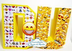 Letra 3d Emoji