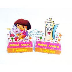 Porta bis duplo Dora aventureira