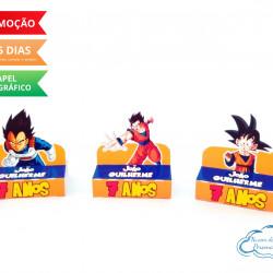 Porta bis duplo Dragon Ball