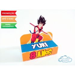 Porta bis duplo Dragon Ball