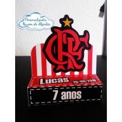 Porta bis duplo Flamengo