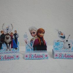 Porta bis duplo Frozen