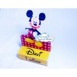 Porta bis duplo Mickey