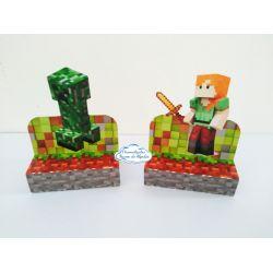 Porta bis duplo Minecraft