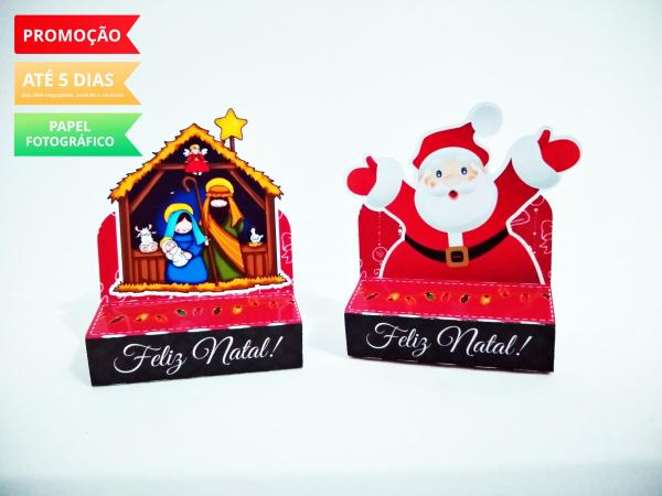 Porta bis duplo Natal-Porta bis duplo Natal Fazemos em qualquer tema. Envie nome e idade para personalização.  - Pro