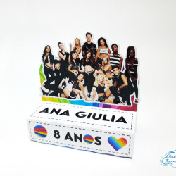 Porta bis duplo Now united