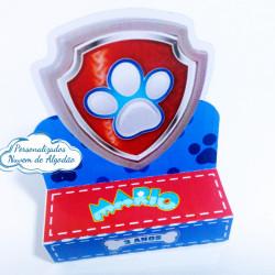 Porta bis duplo Patrulha Canina