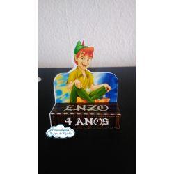Porta bis duplo Peter Pan