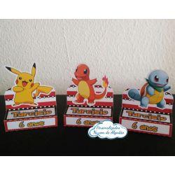 Porta bis duplo Pokemon