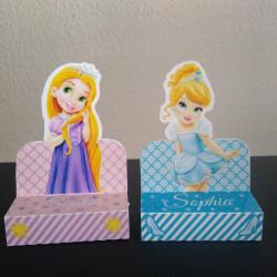 Porta bis duplo Princesa Baby