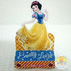 Porta bis duplo Princesa Branca de Neve