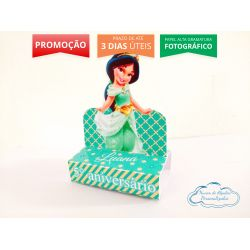 Porta bis duplo Princesa Jasmine Baby