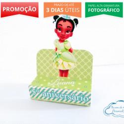 Porta bis duplo Princesa Tiana Baby