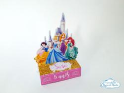Porta bis duplo Princesas