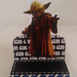 Porta bis duplo Star Wars YODA